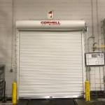 Cornell: Slat replacement on damaged door